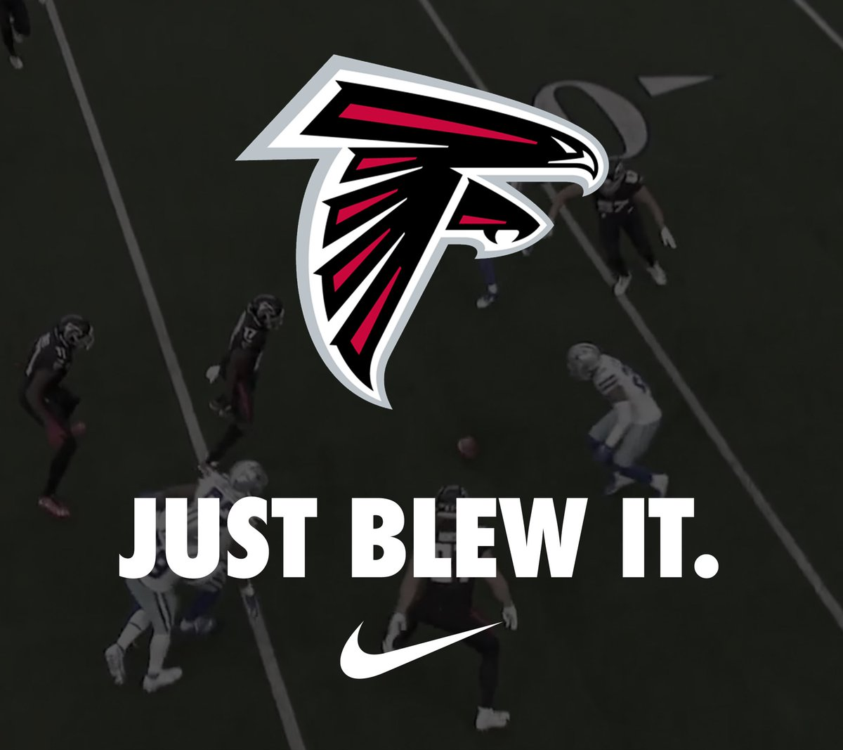 Nfl Memes On Twitter Official Slogan Of The Atlanta Falcons