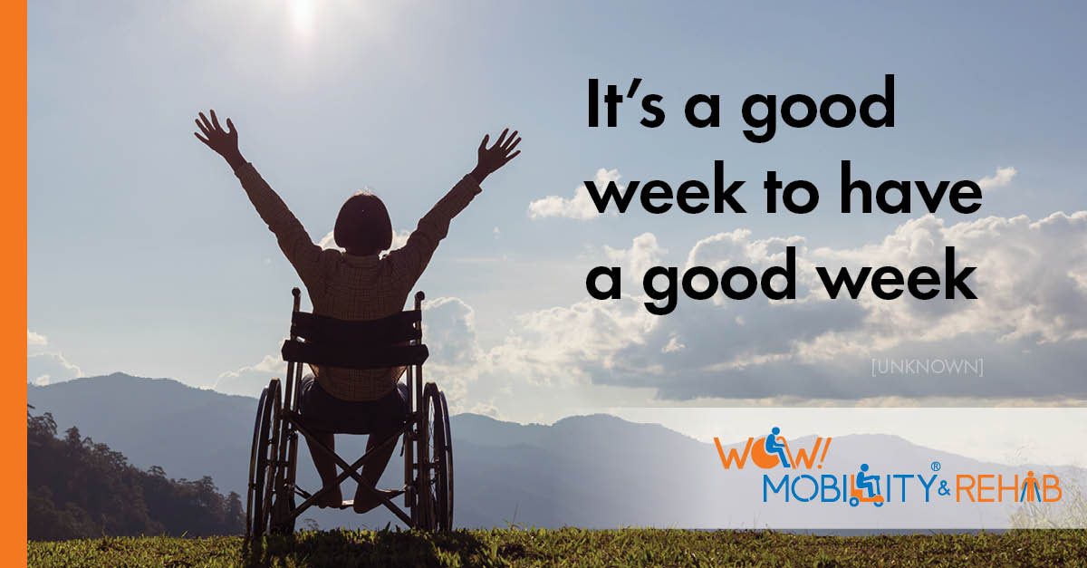 What positive steps are you going to take this week?  We can help you in many ways. https://t.co/kb0hdqDKNJ ——⁠ #mobility #rehab #hope #wowmobility #wowmobilityandrehab #wowipswich #mobilityscooter #disability #health #wellness #agedcare #bariatric #ipswich #brisbane https://t.co/GacAHQNGfP