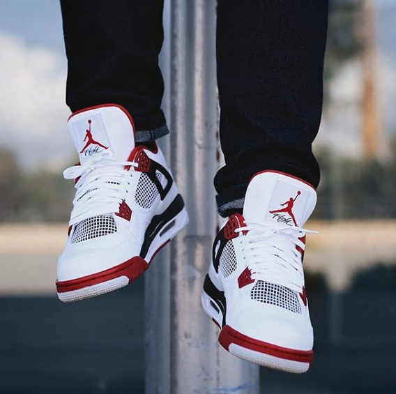 Fire Red 4's  Shop here: https://t.co/7PcE8Si962 https://t.co/HuffmIUKQd
