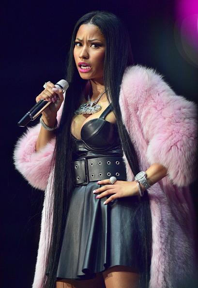 Nicki Minaj once said _____________