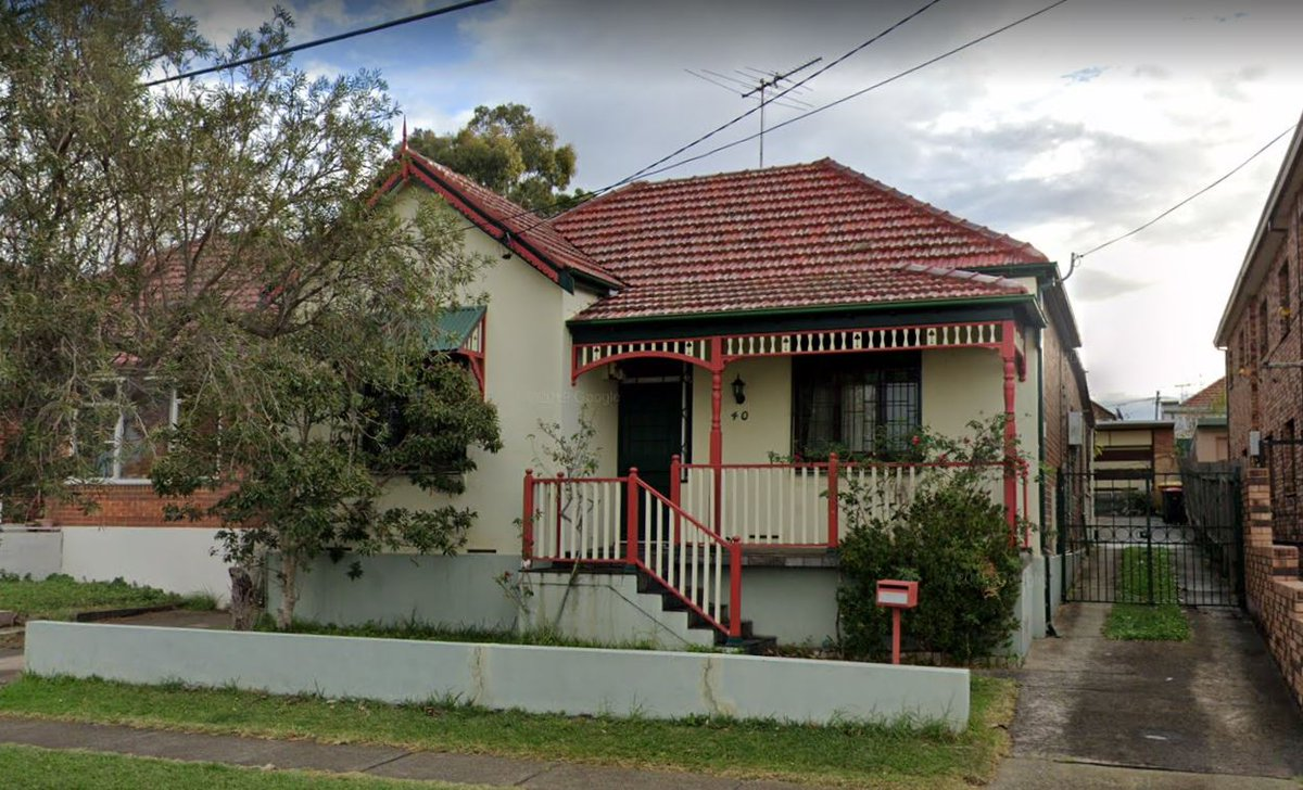 27 of 29In August of that same year, Thomas' mother had also lost her father. Since the death of his wife, he had been living with his son, but in Aug 1941, on a trip to visit his daughter at their Hurlstone Park home, Avoca, on 40 Starkey St, he was killed in a tragic accident.