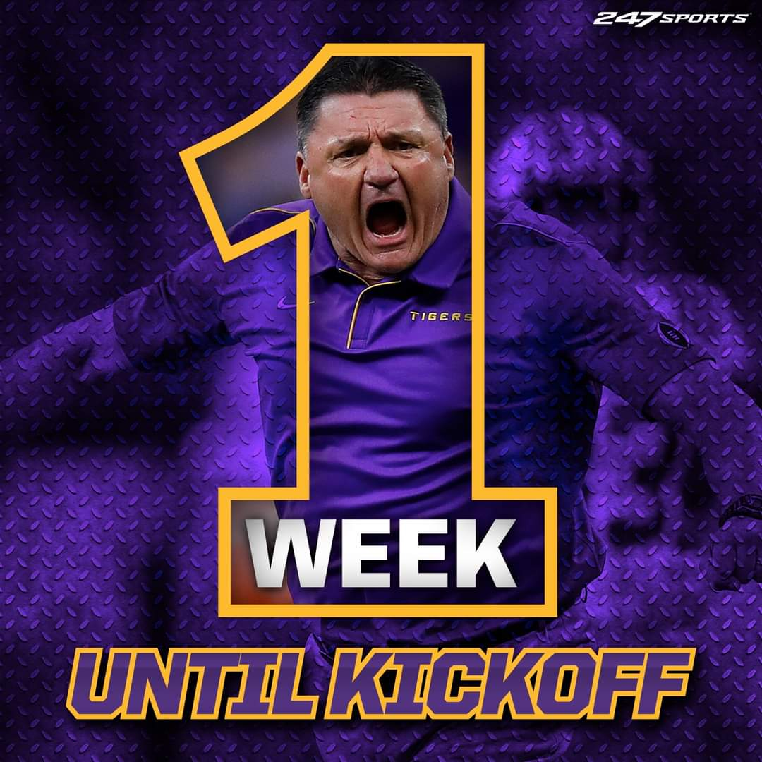 Coach O describes childhood events that led him to #LSU in his @60Minutes feature tonight, via @KFlaherty247   https://t.co/uE0GrBfNG0 https://t.co/7ZiJ2bckQQ