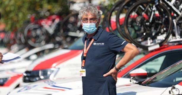 Info - Tour de France - Marc Madiot (manager de l'équipe Groupama-FDJ) : « On sera là pour le classement général l'an prochain » - https://t.co/wQknoLLkqF https://t.co/5bP8Vp2Bng