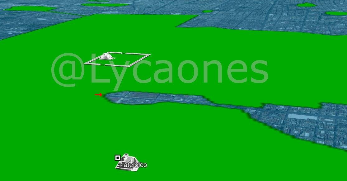 Existió entre Tenochtitlan y Tlatelolco una pequeña laguna, en el barrio de Ātēzcapan que en #náhuatl quiere decir «laguna».  Tras la conquista con la desecación del lago ésta desapareció y sobre su lecho se fundó un barrio que hasta la fecha es conocido como la Lagunilla. https://t.co/YBtX8t1QmH