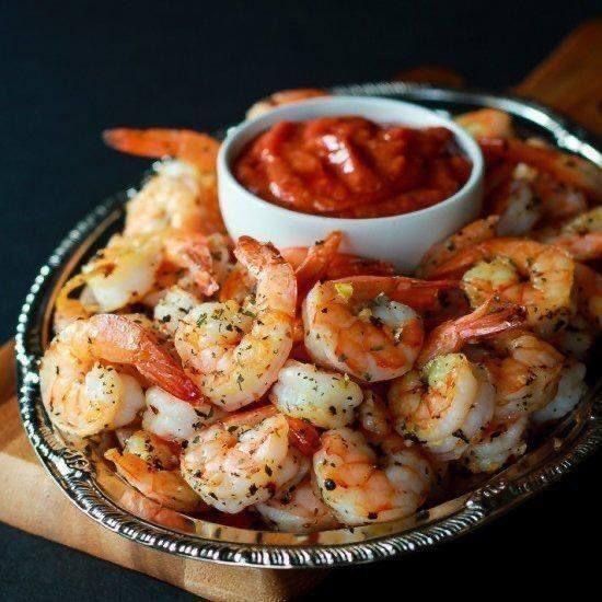 #Garlic #Herb #infused #Roasted #Shrimp https://t.co/rgzzhnVRHk