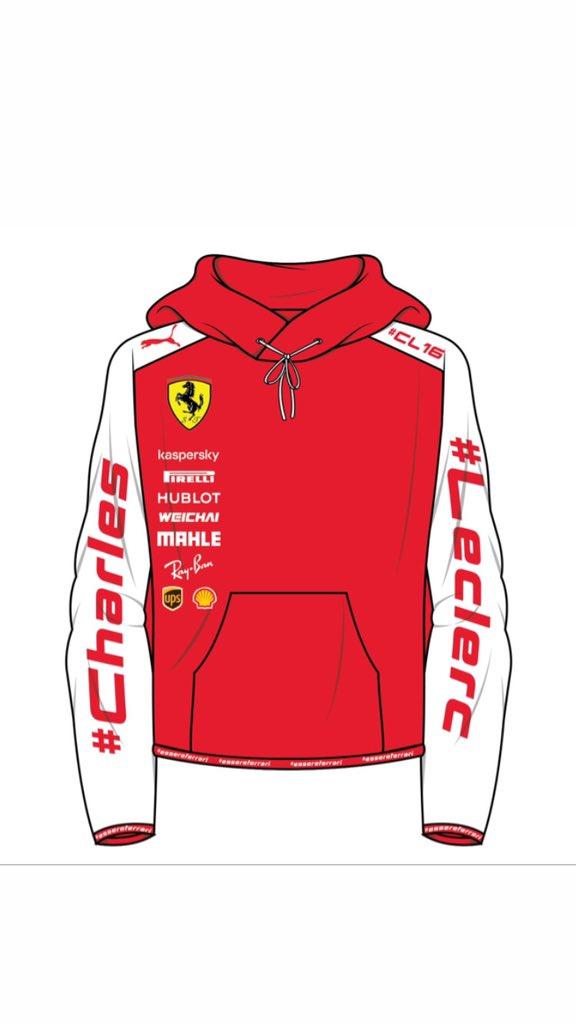 Ho immaginato parte delle possibili nuove collezioni #PUMA X #scuderiaferrari. #CL16 #F12020 #F1 #Charles16 #Leclerc @Charles_Leclerc https://t.co/qQWSPc9lHw