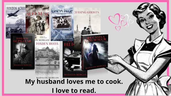 """The lives and loves of the Dudley Sisters 1939 to 1959 https://t.co/NC6EHnjIvv  #Landgirls #showgirls #Saboteurs #FrenchResistance #Spies #love #PsychologicalThriller   #Paperback #Kindle #KindleUnlimited  I like watching television too. """"These books would make a great TV series"""" https://t.co/pfZOx2pIRx"""