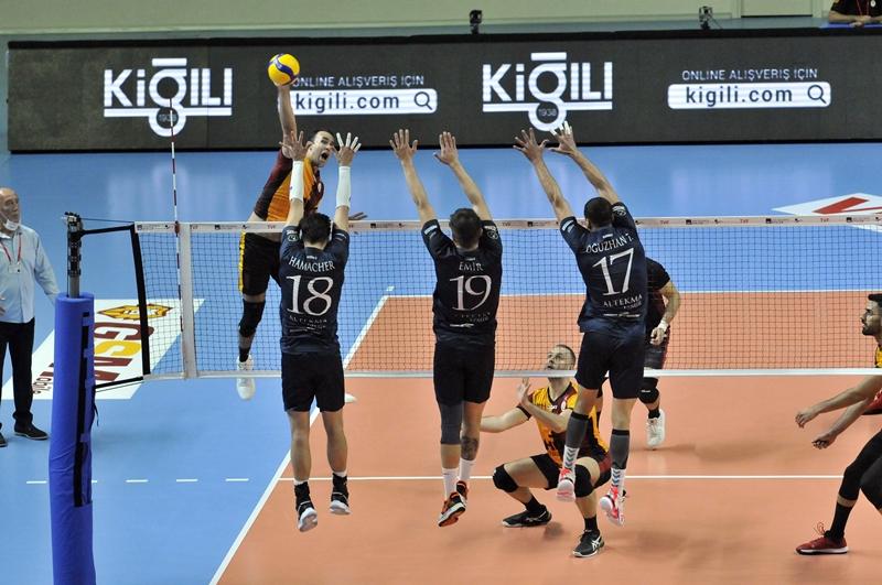 Turchia: Cade il Galatasaray, rischia anche il Fenerbahce. Bisset di nuovo in campo https://t.co/g4bbGuP6lH #Volleyballit #pallavolo #volleyball https://t.co/3dNMi9vPHd