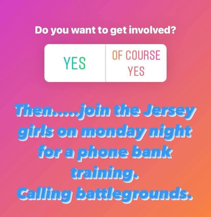 JerseyGirls4Joe