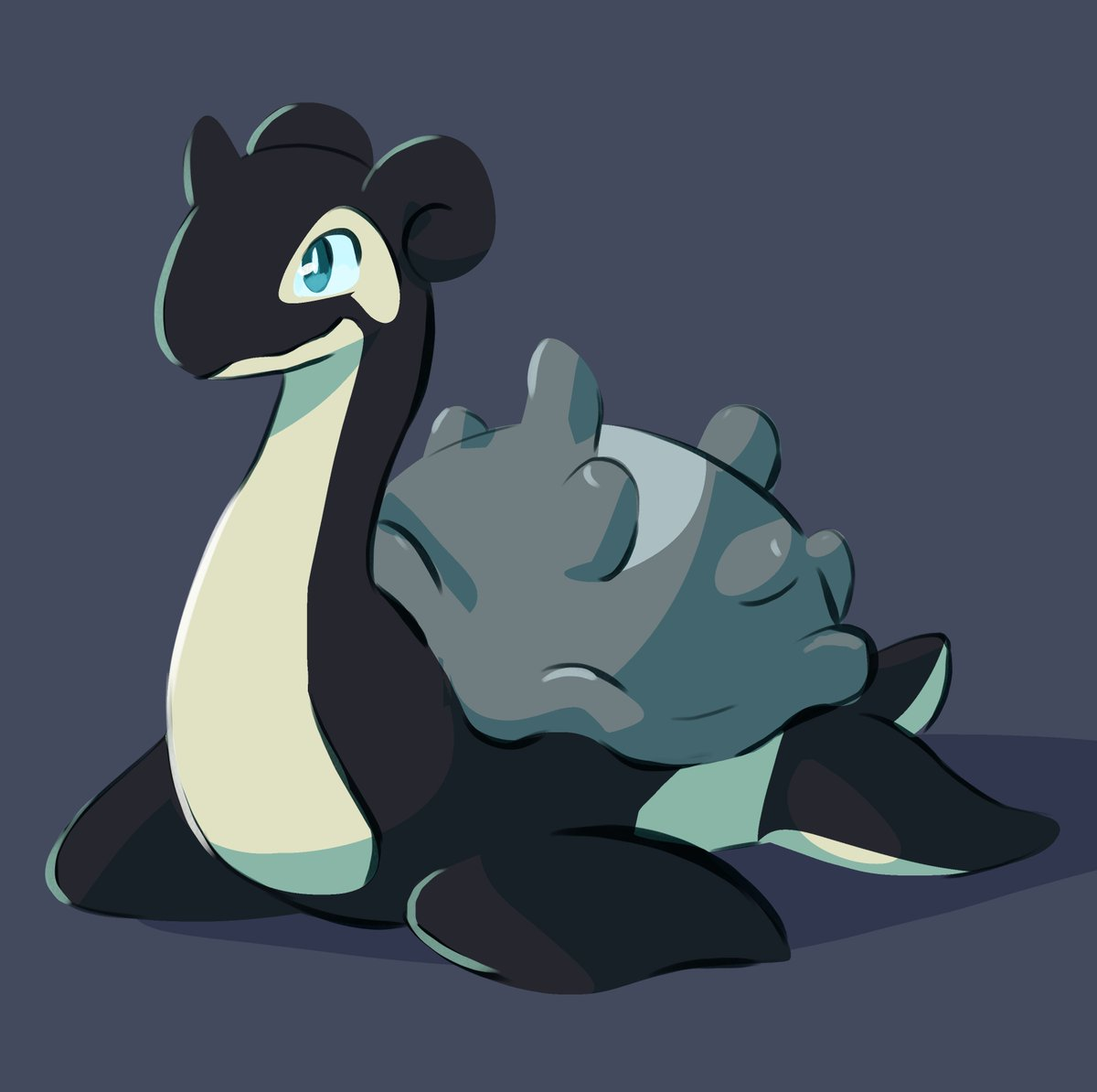 orclapras #pokemon