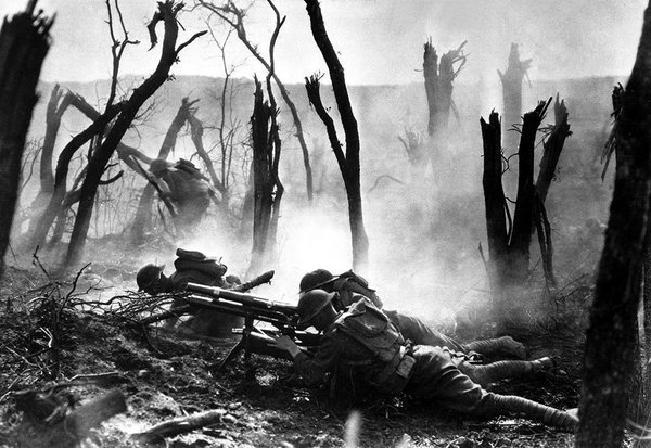 On this day in 1918, the Allies launch the Meuse-Argonne Offensive. America commits 1.2 million troops making it the largest single military operation in U.S. history.