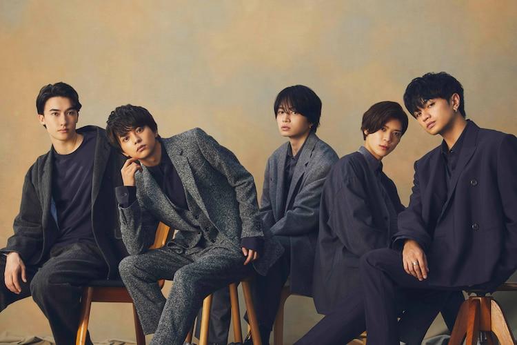 Sexy Zoneの新作は5人で、菊池風磨主演ドラマ主題歌「NOT FOUND」をシングルリリース #SexyZone #バベル九朔
