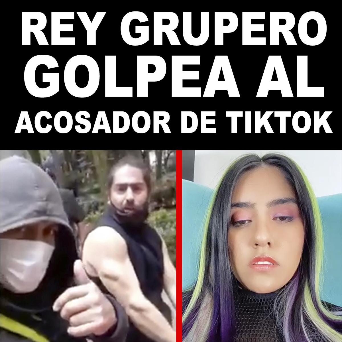 REY GRUPERO HUMILLA AL ACOSADOR DE TIK TOK Link del video: https://t.co/i9y1hT41DN  #reygrupero #augusto #tiktok #acosador https://t.co/9Lwwk0j0Nb