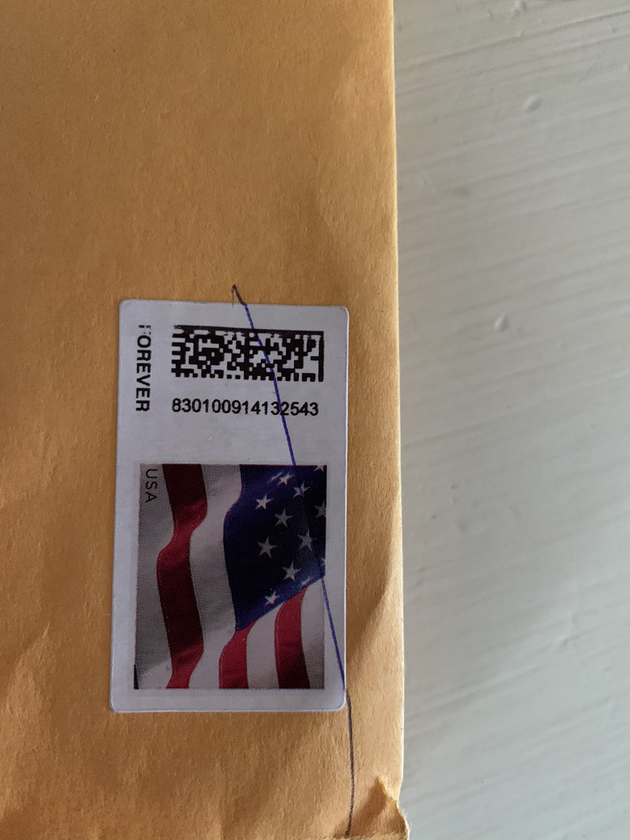"A week after David Becker defamed me by falsely calling me a ""probable Russian asset,"" I rec'd a manila envelope in the mail w/ no return address containing a signature page to register as a foreign agent. Yes, I take it as a threat. His account shld be suspended.  Thread. ⬇️ 1/ https://t.co/CqMpCBX5oe https://t.co/S3pCF9o5IW"