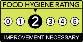 Kokoro rated 2/5 IMPROVEMENT NECESSARY by the Food Standards Agency #FoodHygiene 10 Castle Street, #KingstonUponThames, KT1 1SS Business type: Takeaway/sandwich shop Inspected 25/8/20 https://t.co/CgnKMV61cb https://t.co/FAgt8THygM