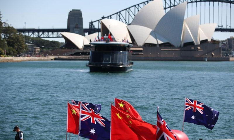 Australian intelligence community is manipulating its China policy in the shadows following the #US steps. The unbridled will of these organizations will lead to a misunderstanding of the development of #China- #Australia relations. https://t.co/xEC5QCyaNT https://t.co/8IPs7Go8rT