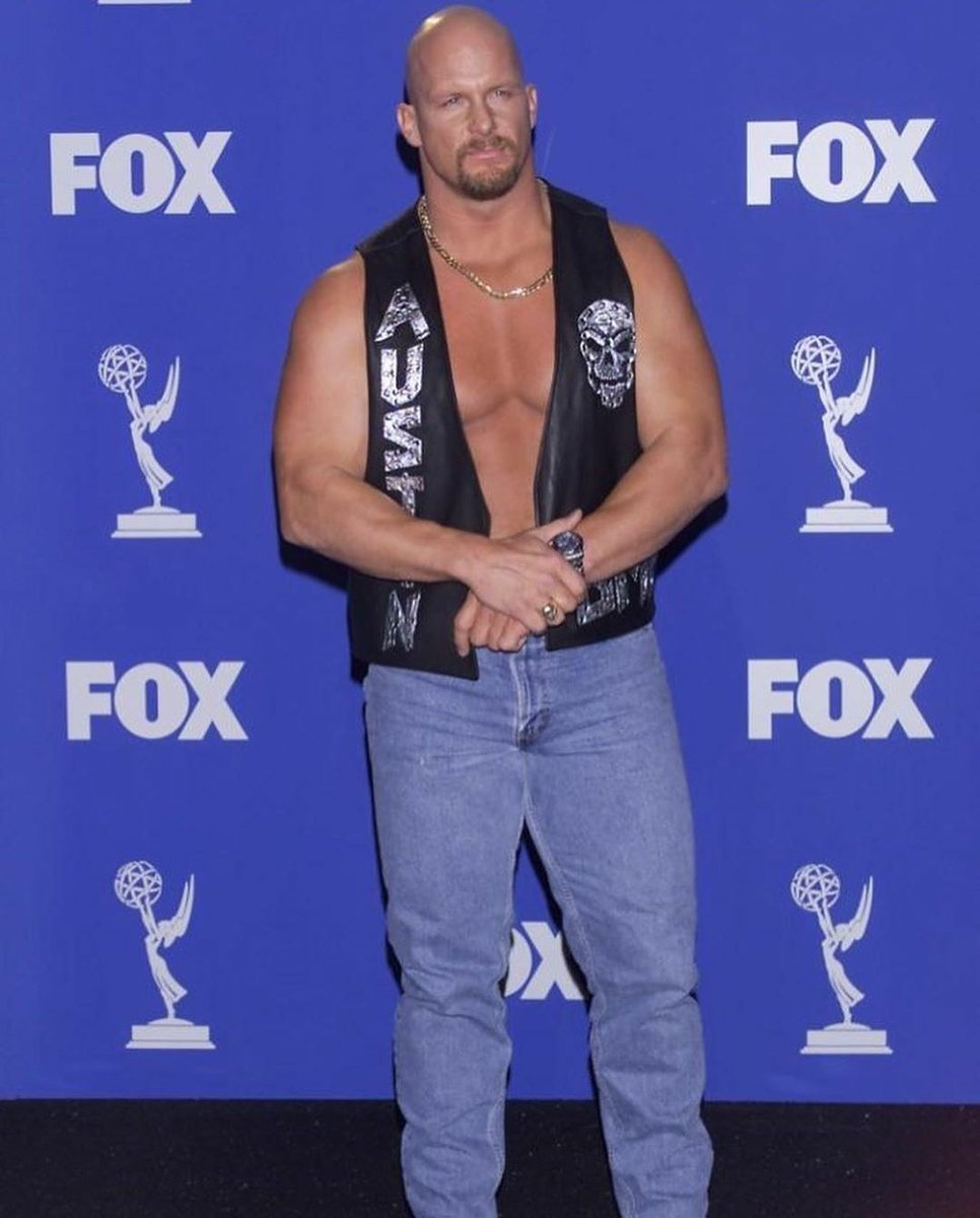 Stone Cold at the 1999 Emmys