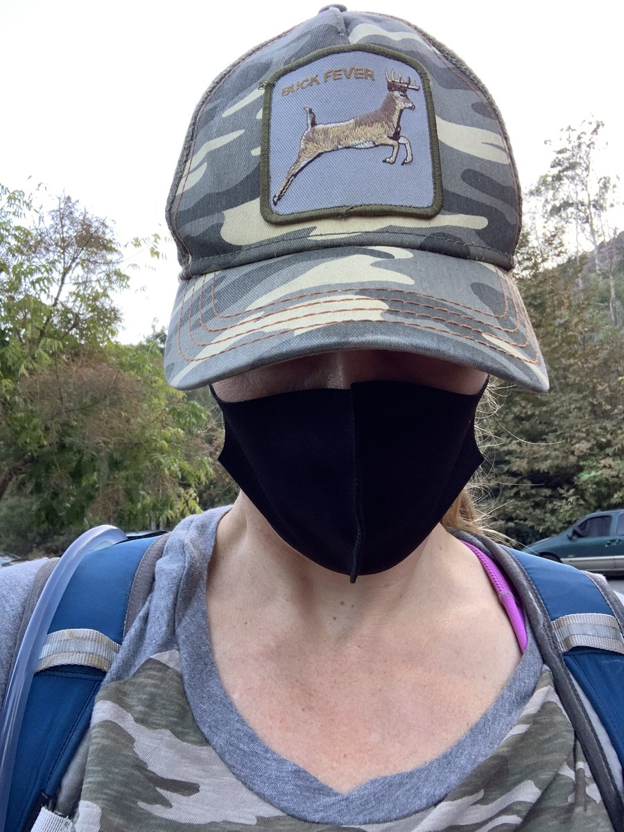 Setting off for an evening hike https://t.co/9KCKUJLEnS