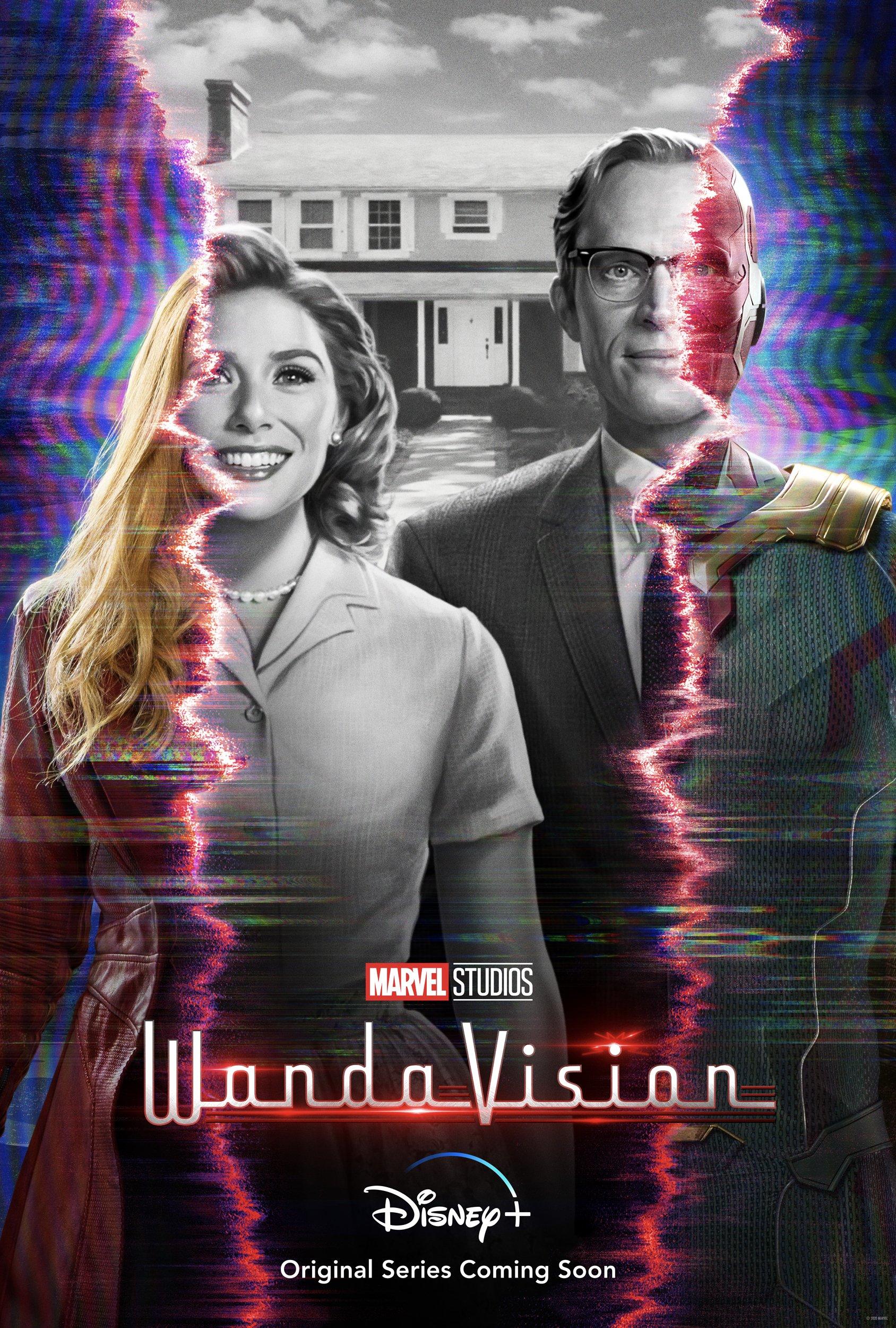 Wandavision - Poster Oficial
