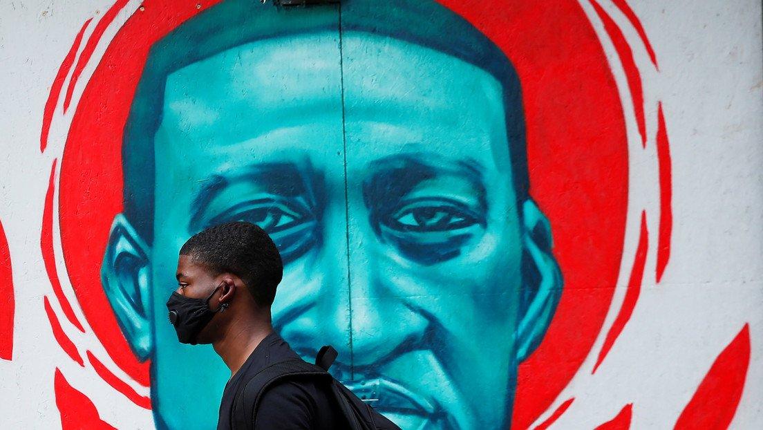 #DonaldTrump #REPRESION #EstadosUnidos #EEUU: #Mineápolis le dará el nombre de #GeorgeFloyd a un sector de la calle donde el afroamericano fue detenido  @laradiodelsur #20septiembre #SomosLuchaAntiimperialista https://t.co/wepZS7pPIt