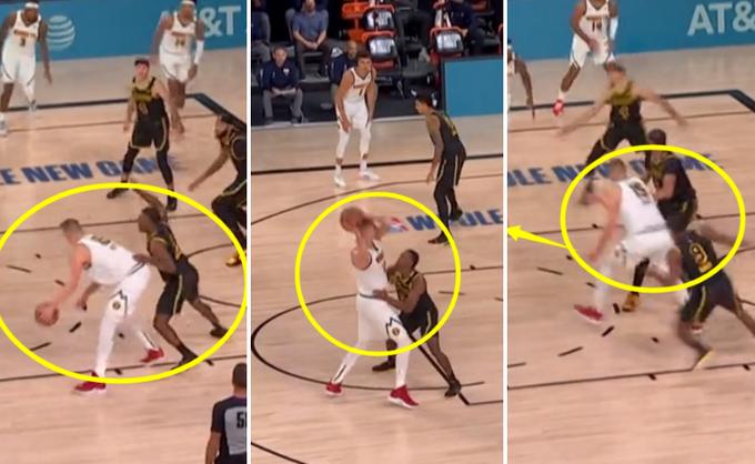 【影片】Jokic背打軟豆!一頂發楞,二頂沒動,三頂球沒了,一眉哥看傻眼!-黑特籃球-NBA新聞影音圖片分享社區
