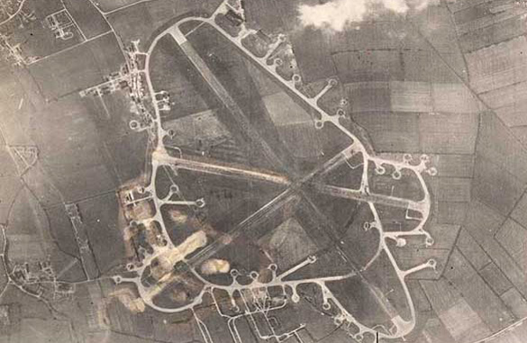 11 of 29Promoted from Flight Lieut. to Squadron Leader, Leighton reported for duty at RAF Station  #Breighton, East Riding of  #Yorkshire, 16 Mar 1942. Breighton had opened in January 1942 in No. 1 Group Bomber Command, and the first to take up residence was 460 Squadron  #RAAF.