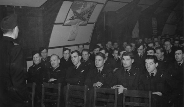 13 of 29From its first operation on 12 Mar 1942 to 28 Aug 1942, 460 squadron was fully involved in Bomber Command's campaign against the German war industry, attacking 69 targets in which 26 crews were lost.