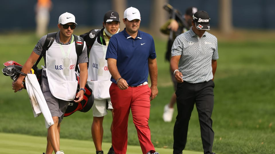 Patrick Reed rides ace to solid start in U.S. Open https://t.co/c2iTKwsH04 https://t.co/vTEblLlYiy