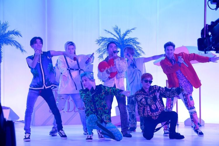 【記事】BALLISTIK BOYZ、初の配信ワンマンでリスペクト込めEXILEとD.Iカバー初ツアー「BALLISTIK BOYZ LIVE TOUR 2020