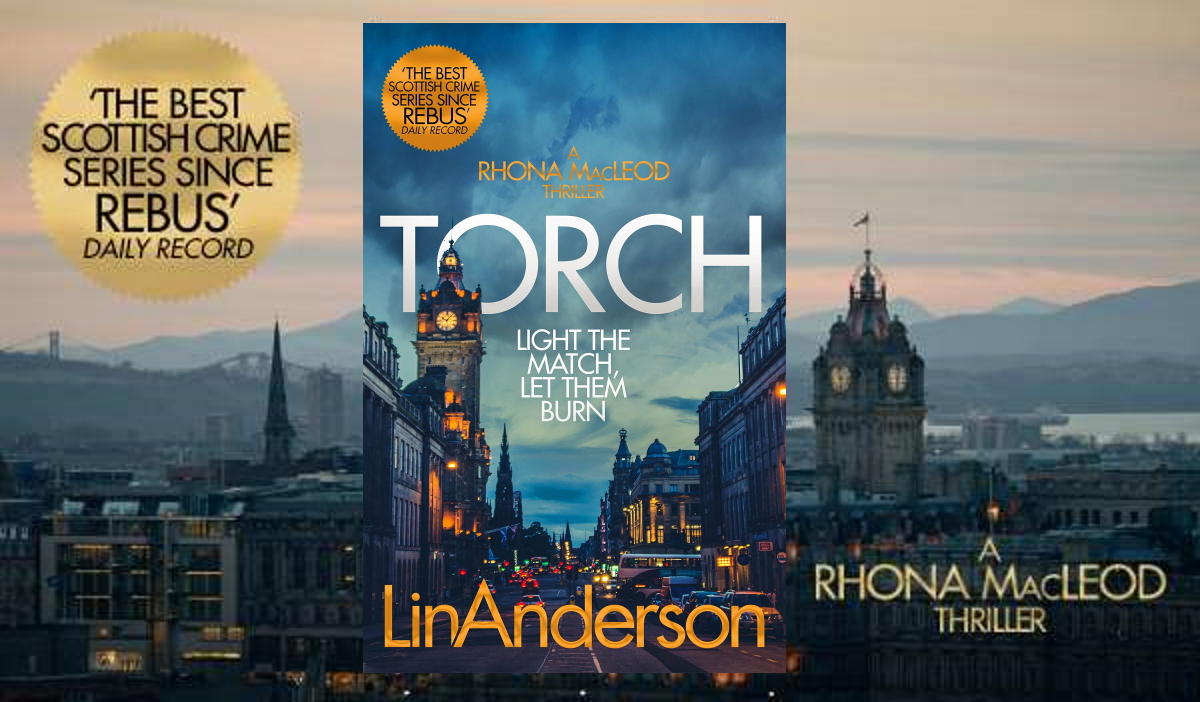 TORCH - 'Anderson ups the ante for Rhona Macleod. I read this book straight off the back of Book 1 and this did not disappoint. You are held on the edge of your seat' https://t.co/3P5GaNSKKV  #Mystery #Thriller #LinAnderson #Edinburgh #CSI #BloodyScotland #KU https://t.co/OKb9mZnfAq