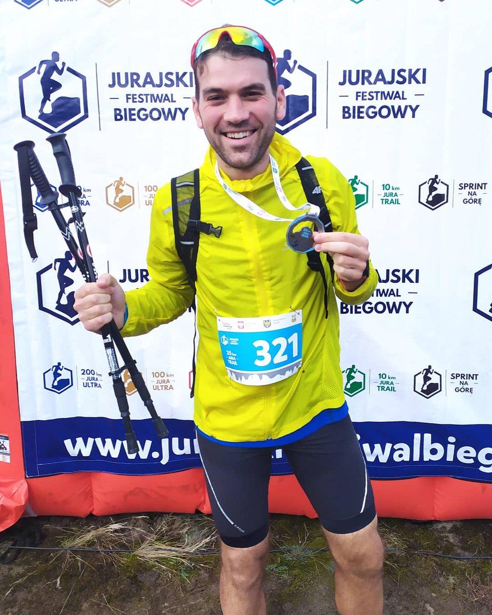 Jurajski Trail 2020 🏃⛰️ 27,1 km + 1384 D +/-  3h28'34'' ⏱️  #Trail #trailrunning  #Run https://t.co/PCeXgoV108
