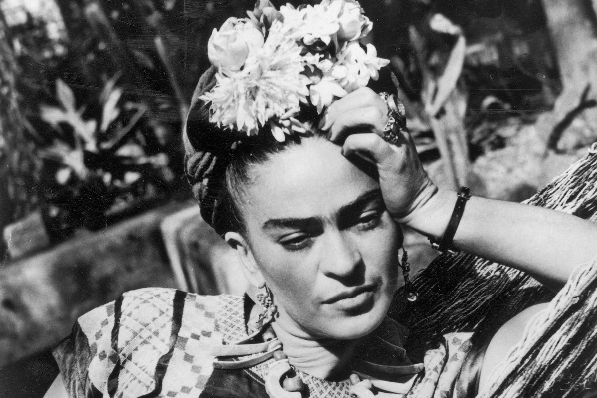 'At the end of the day, we can endure much more than we think we can.' Frida Kahlo #ReadMoreWomen