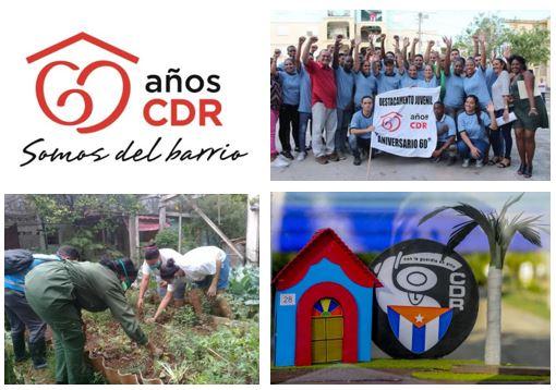 Primer Ministro cubano destaca imprescindible papel de los CDR en la sociedad