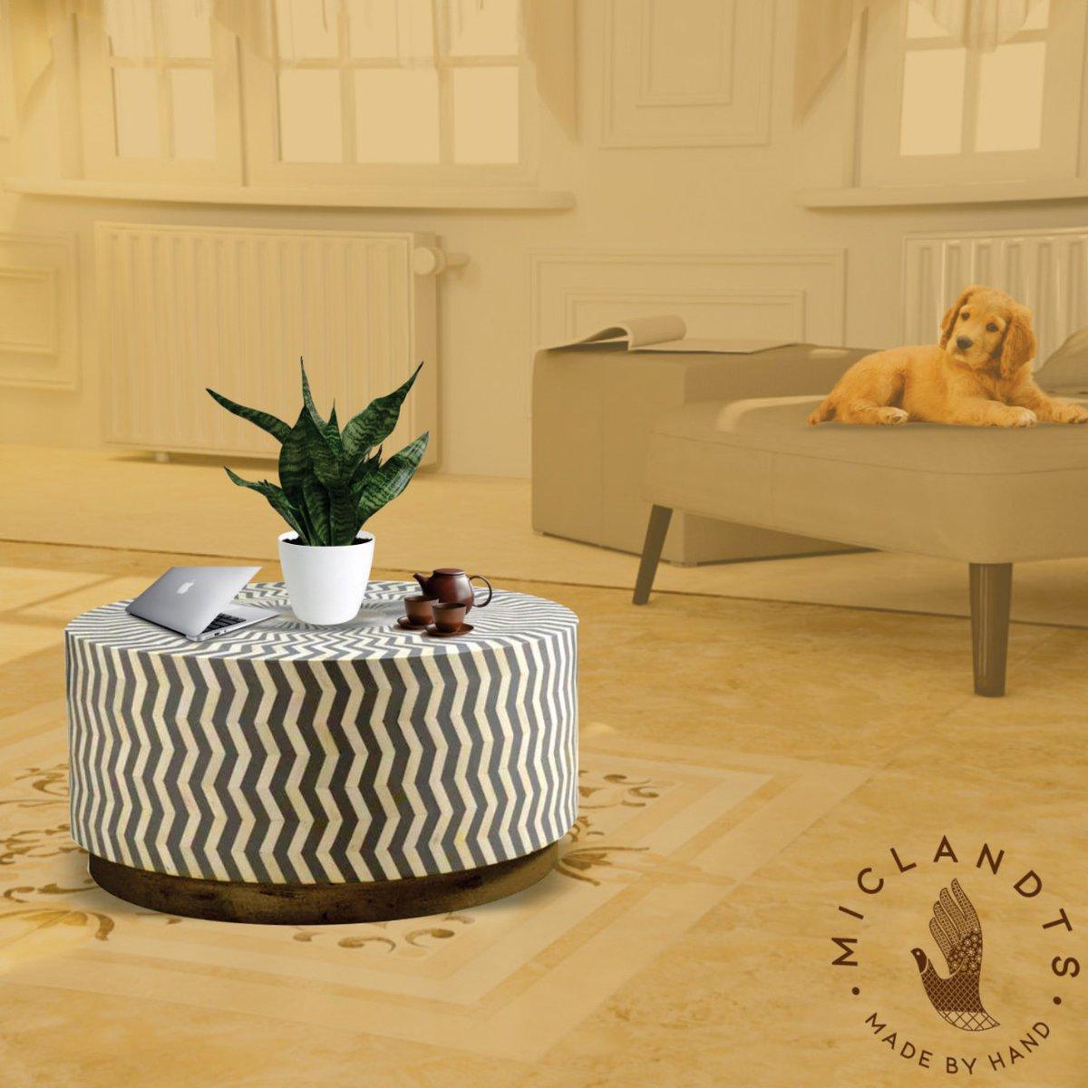 Bone Inlay Coffee Table Design Geometrical Custom Design Custom Colours.  #coffeetable #inlaycoffeetable #boneinlay #motherofpearlinlay #inlay #camelbone #abaloneshell #shell #aspirational #elegance #handcrafted #unique #india #inlayfurniture #inlayhomewar https://t.co/uB66uUrmv1