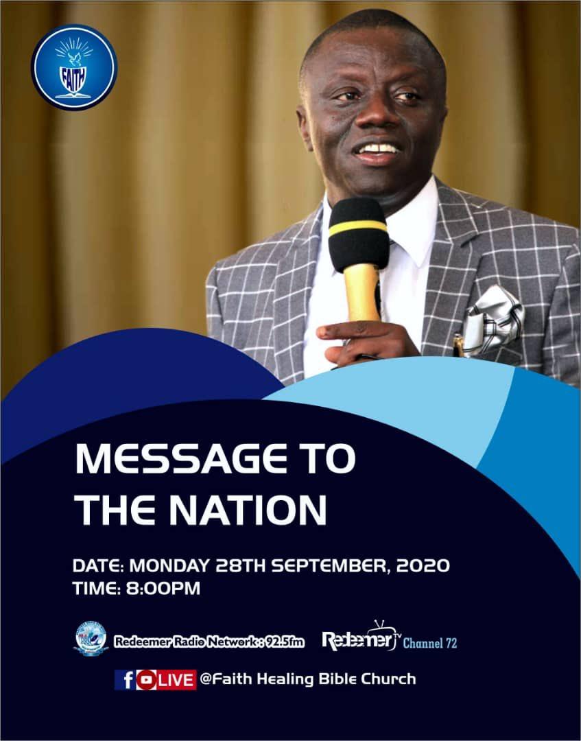 News Update: Popular Sierra Leonean Pastor Mambu has a Message to the Nation (SIerra Leone) #africa #SierraLeone #SaloneTwitter https://t.co/rbEeofD2GQ