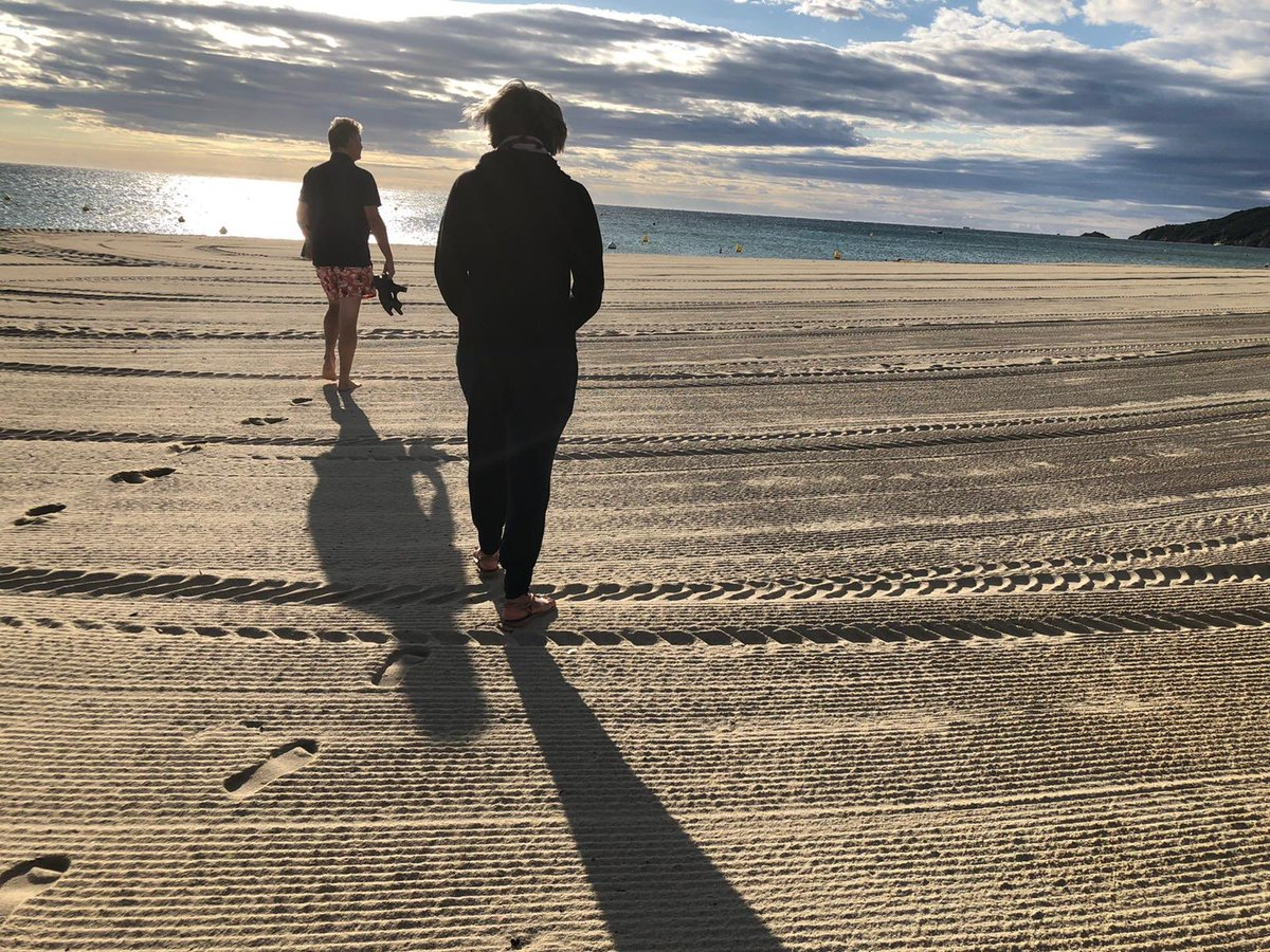 Pampelonne Beach 😉 https://t.co/1BzJwDL7qZ