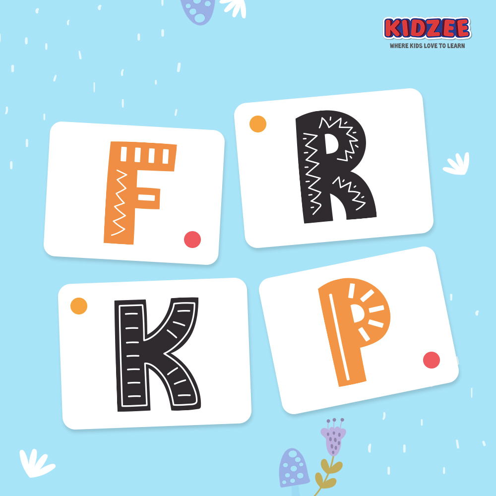 The most beautiful things in the world are made out of alphabets!  In the comments below, write down the names of all the things starting with alphabets F, K,  & R that you see around yourself!  #Kidzee #KidzeeStudents #Learning #LearningAtHome #FunLearning #Words #WordGame https://t.co/6HeV7pfHUM