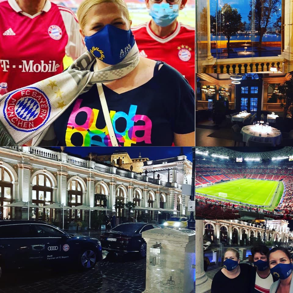 An exciting #mondaymotivation comes from our #Budapest Office today!  Last week they successfully managed #DMCservices around a match of the rekordmeister team @FCBayern! #backontrack https://t.co/wU44bIwikE