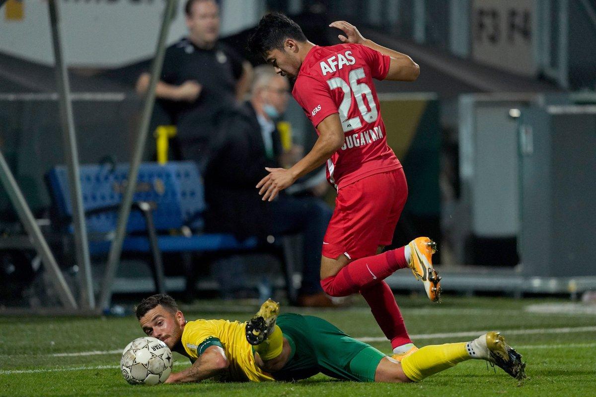 📰 Eredivisie第3節 Fortuna Sittard-AZ戦試合レポート  ➡️ https://t.co/DxdAlh9Q1v  #AZ #foraz https://t.co/BLYpZczS0z