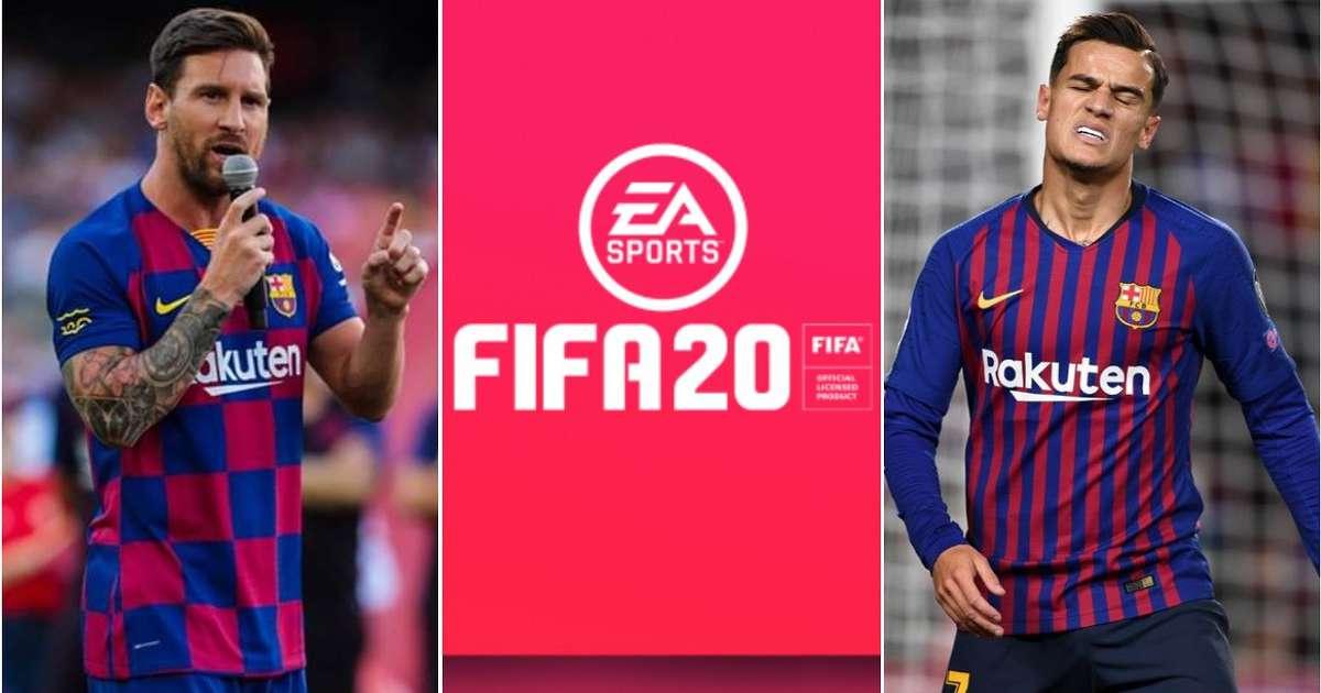 Continuem el modo carrera a Can Barça veniu a veure'n mentres jugo! #Fifa20 Ja falta menys per #Fifa21!!! Al final com sempre hi haurà partit femení! #pcgaming #gamingcat #encatalà #streamerscatalans #creadorstv #Fifaencatalà https://t.co/6arrPRgK9S