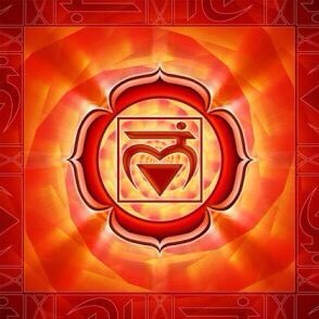Root Chakra- Muladhara  Represents – Connection to the energy of the Earth, Grounding, Presence, Feeling safe in the physical reality, Self preservation. #Chakra https://t.co/tJsU0sEZYR