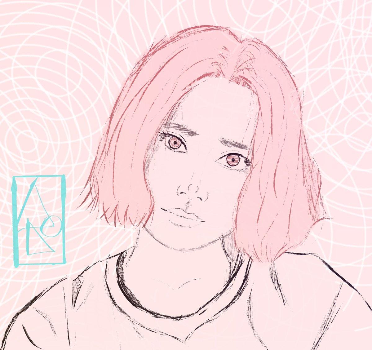 Wat do u think? Let me know uwu Plz i need frends( TДT)  #ArtistOnTwitter #Artist #myart #creative #doodle #drawing #draw #drawthisinyourstyle #sketchbook #DigitalArtist #Friends #discord #dailyart #SpotlightSunday #artofdoe https://t.co/XEglEOqUjn