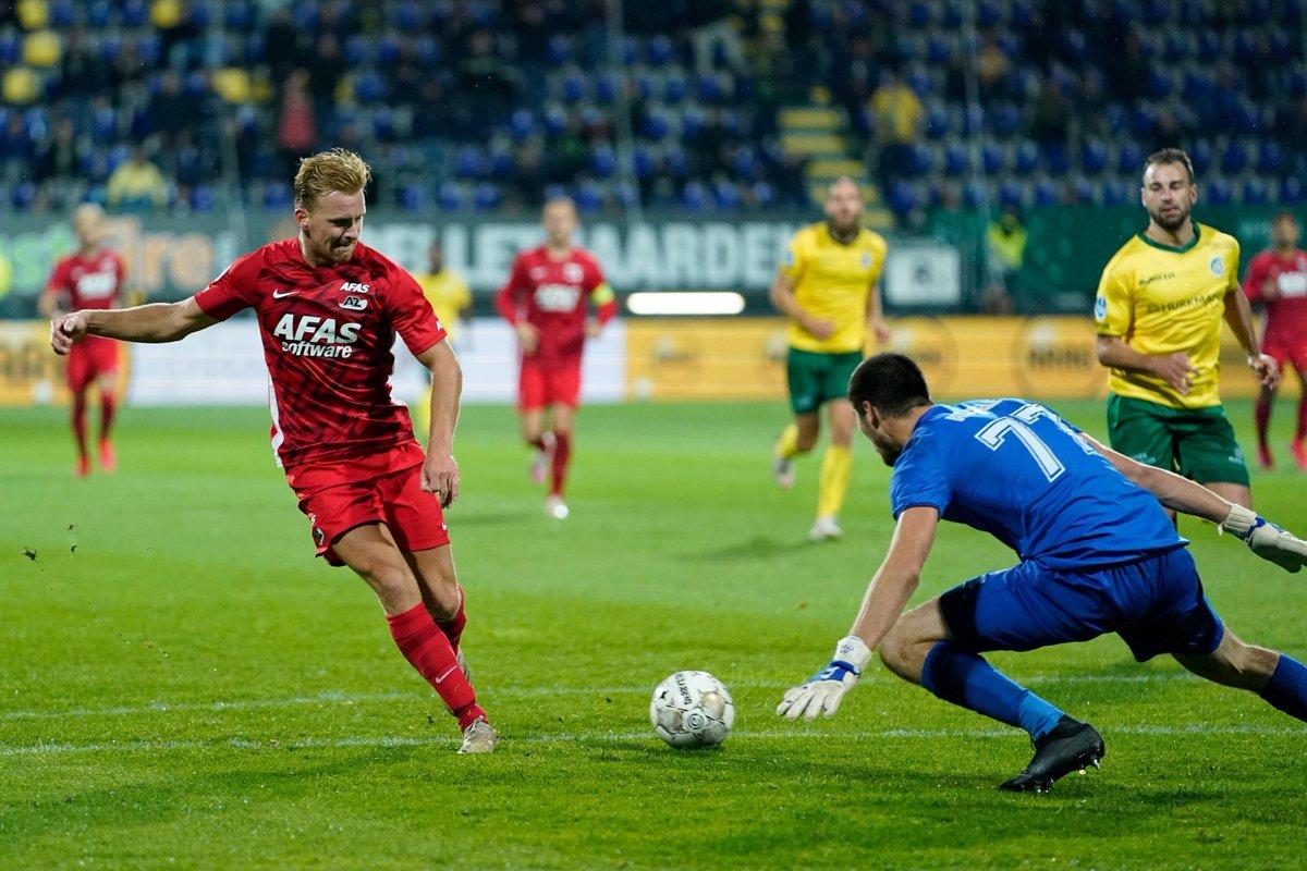 📺 Highlights  6⃣ goals 1⃣ punt  ▶️ https://t.co/dxhrBPidff  #foraz #Eredivisie https://t.co/n6mAqVkTLu