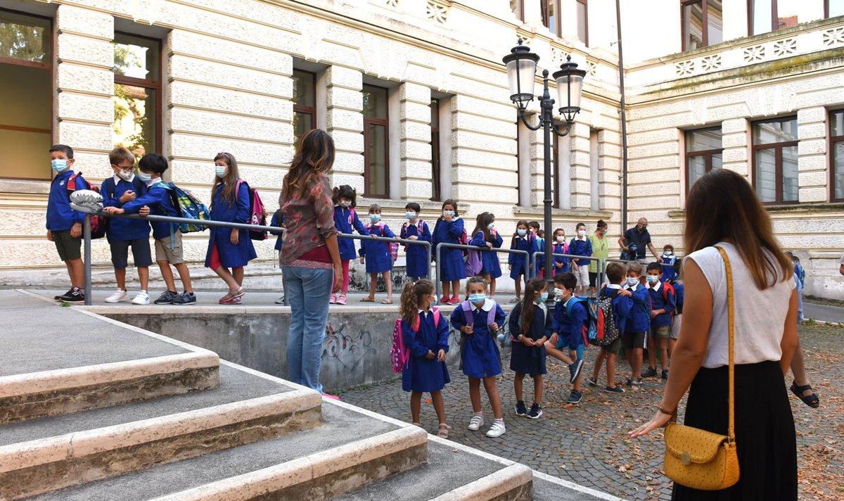 #scuola #Treviso #coronavirus tre contagi alle