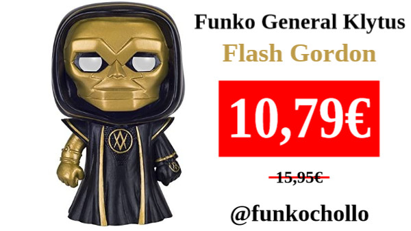 ‼️FUNKO GENERAL KLYTUS‼️ 👁‍🗨 #funkochollo #Amazon #chollo #oferta #ganga #funko #funkopop  ⚫️ POP! Vinilo - Flash Gordon: General Klytus  🛒: ➡️ https://t.co/s1xHErM8z6 ⬅️  🟢 https://t.co/SdTO2TTDka https://t.co/GnDcTlYuqO