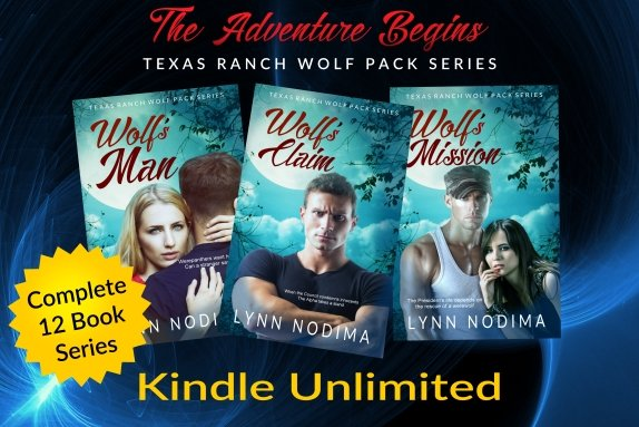 The Texas Ranch Wolf Pack series is complete! All 12 books available in KindleUnlimited! https://t.co/DaEZSuFIYk #ku #urbanfantasy #shifters #shiftersshare #fantasy #pnr #completeseries https://t.co/krDLuT0u9n