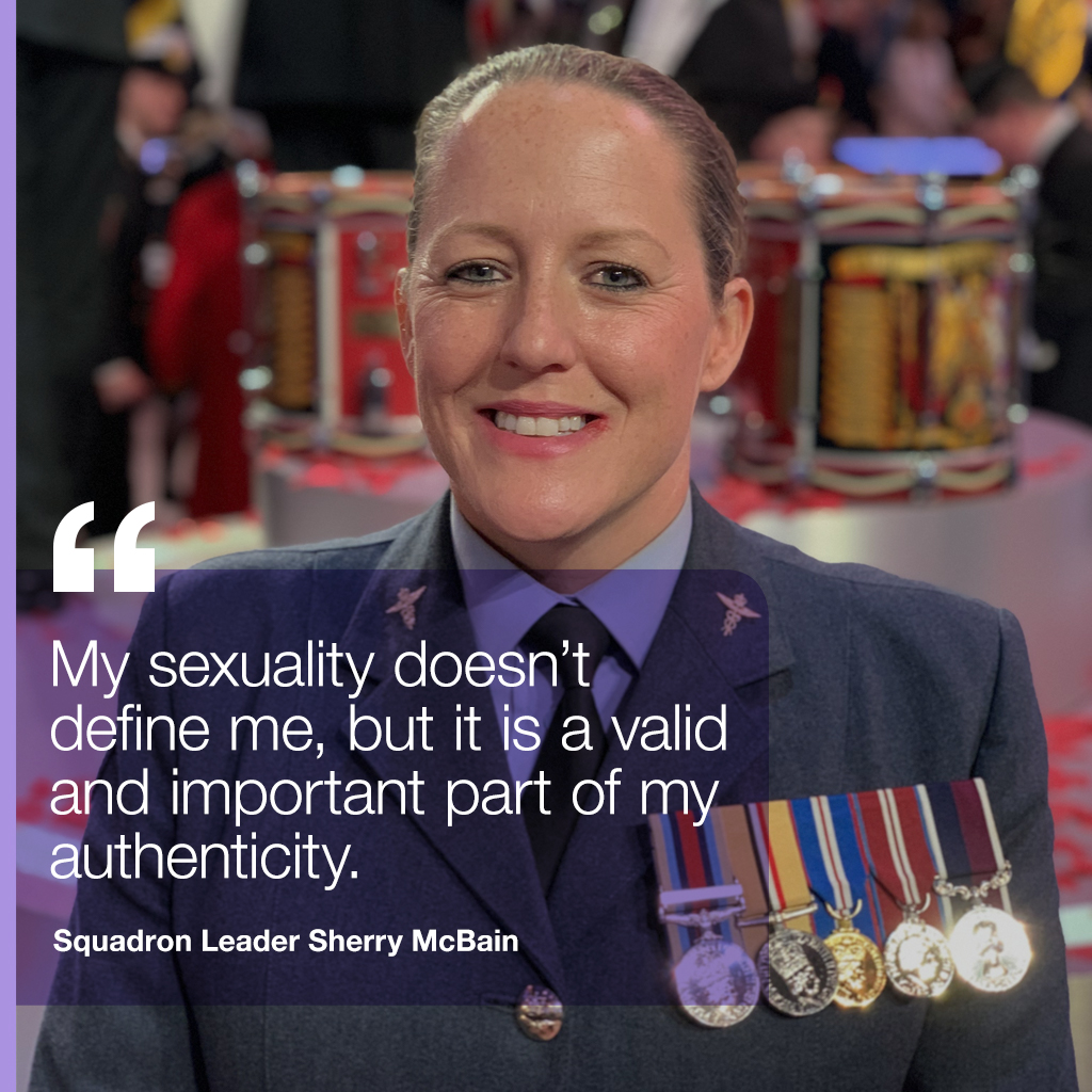 This National Inclusion Week were celebrating the different personalities across Defence and their individual challenges, achievements and journeys.