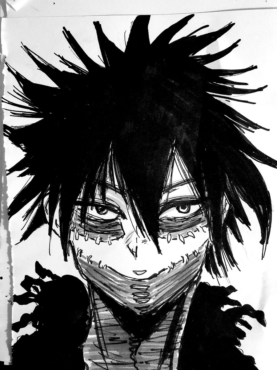 Lesson planning for tomorrow's lesson 1st character Dabi BNHA   #art #adelaide #southaustralia #australia #postcode5158 #privateartlesson #privatetutor #kidsartsession #artislife #hallettcovebeach #supportlocal #adelaideartist #doodle #ink #illustration #dabi #bnha https://t.co/hwVXT5gHnH