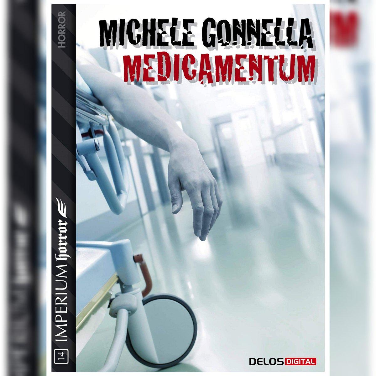 Le recensioni del Salotto Michele Gonnella, Medicamentum, @DelosBooks   https://t.co/58DTfMxQHv  #Review #horror #ThrillingRead #bookblogger #bookblog #ebook https://t.co/nB2uG0PvR6