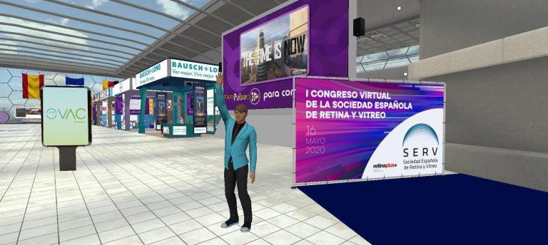 El primer congreso médico virtual con avatares  #OVACbyOmniprex #OmniprexVirtualEvents #avatar #avatares #congresovirtual   https://t.co/S01IJ5TVpn https://t.co/AILFOC8WRj